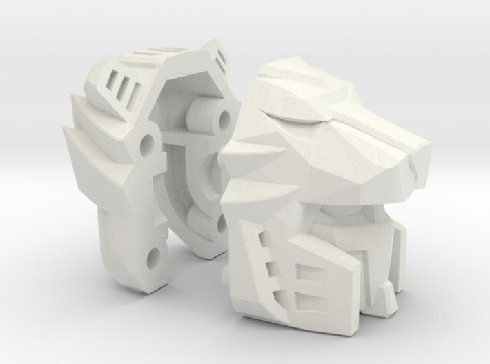 Lavi Combiner Head v2 for POTP SS 3d printed