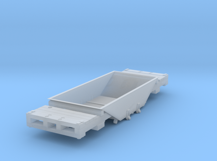 Gilpin ore car as built 3d printed