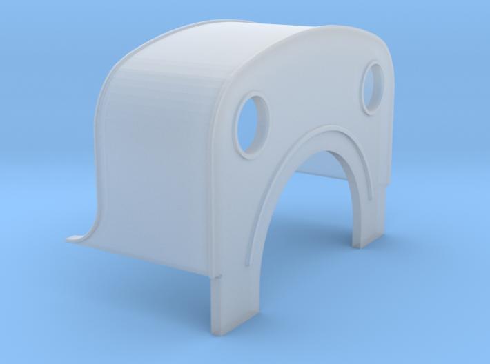 FR D1 E1 & Cambrian SPC - Cab Wrap Type 3d printed