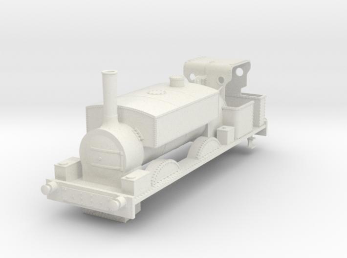 b-32-smr-no2-severn-late-1 3d printed