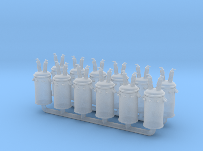 Transformer 1. 1:24 Scale 3d printed