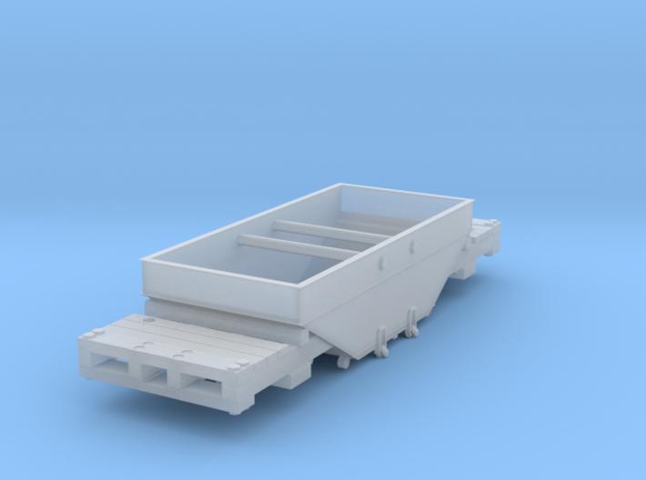 gilpin ore car as used 3d printed