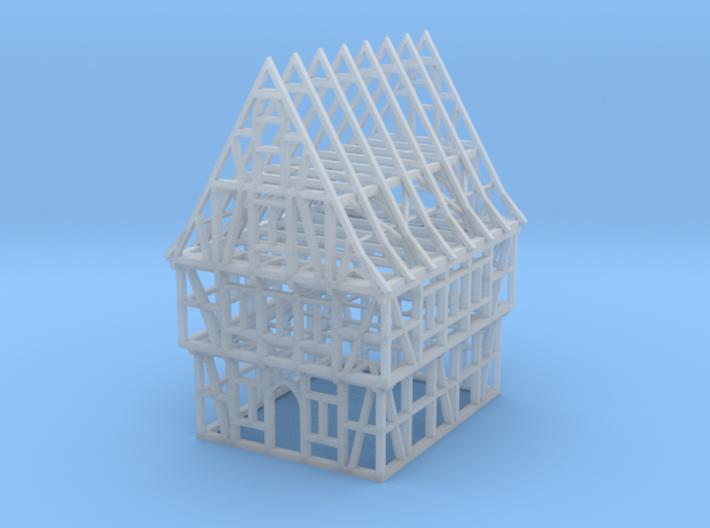 Fachwerk A - Holzständerwerk/Framework 3d printed