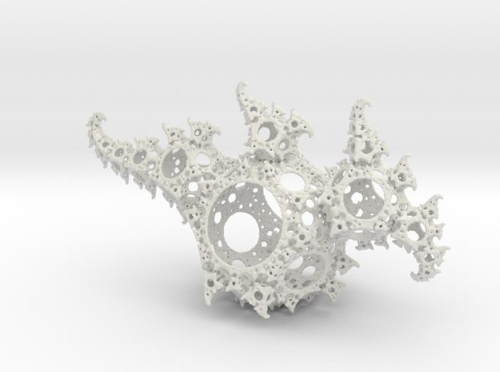 Kleinian Dragon 3d printed