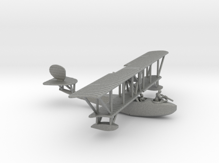 F.B.A. Type H Flying Boat (various scales) 3d printed