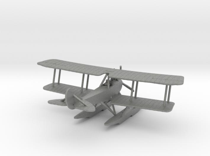 Rumpler 6B1 (various scales) 3d printed