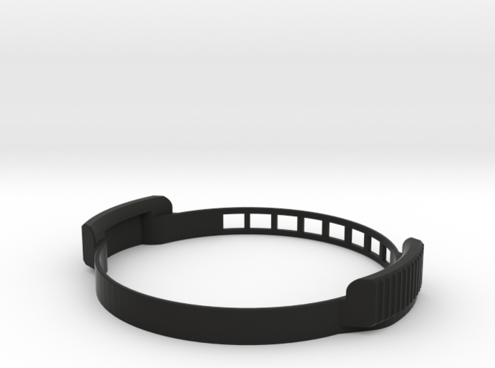 Aperture Ring Fuji X100F 3d printed