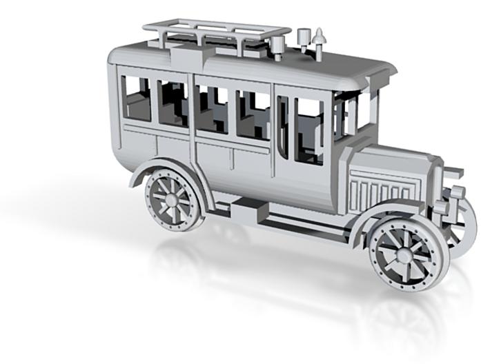 1:220 Schienenbus KSächsStsEB von 1914 3d printed