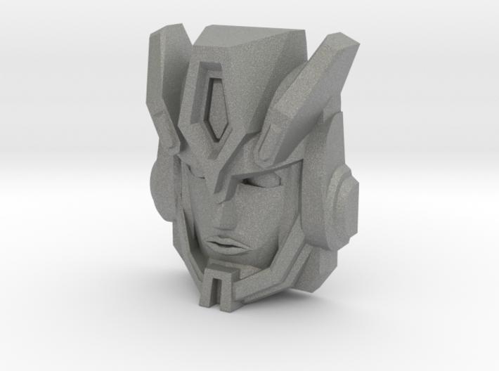 Cybertron Override Faceplate (Titans Return) 3d printed