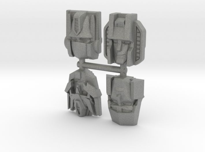 Generation One Leaders Four Pack 3d printed