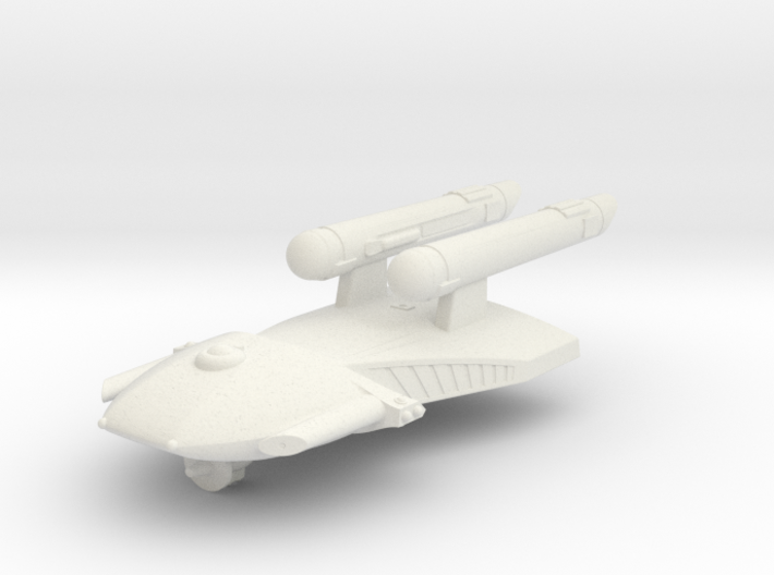3125 Scale Fed Classic Light Cruiser WEM 3d printed