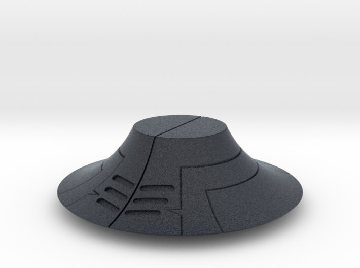 Medium Fancyhat 3d printed
