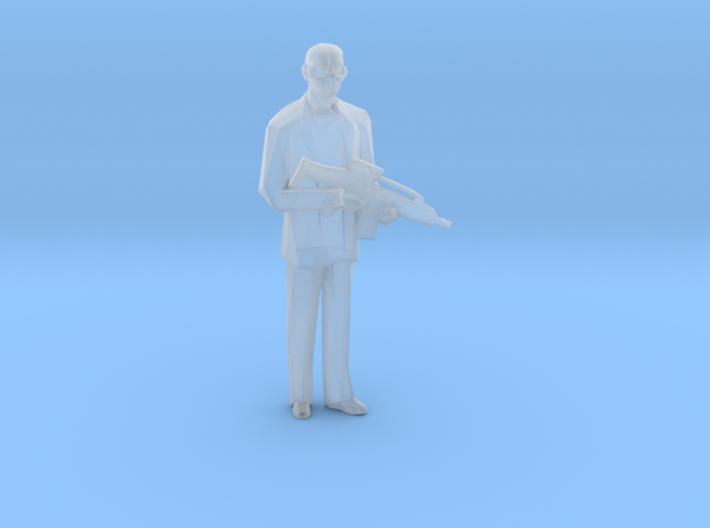 Terrorist - CALLSIGN : Spider Crown 3d printed