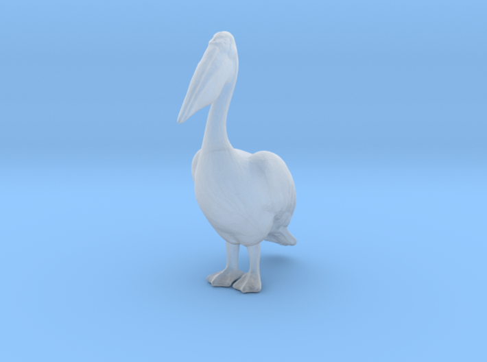 S Scale Pelican 3d printed This is a render not a picture