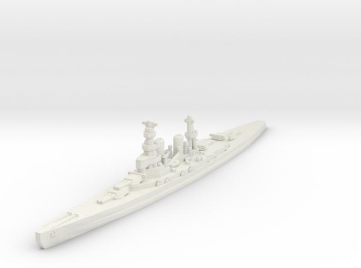 Amagi battlecruiser (1920s) 1/2400 3d printed
