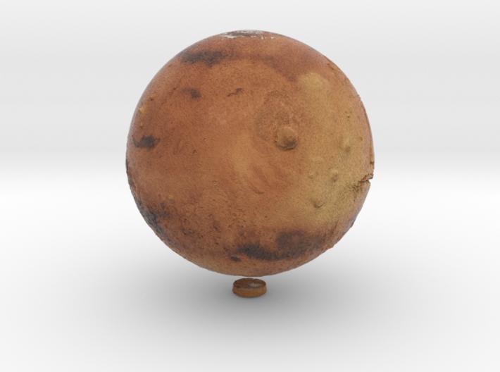 Mars 3d printed