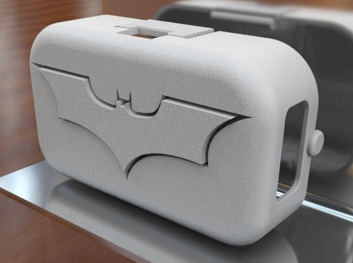 Phantom 2 Door: The Bat! LED version - 19.5mm 3d printed