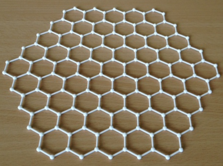 honeycomb lattice 3d printed