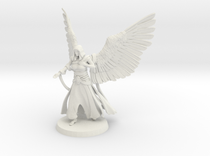 Giver of Mercy 3d printed