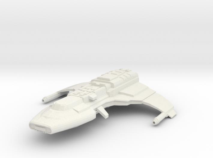 Marauder Class Corvette 3d printed