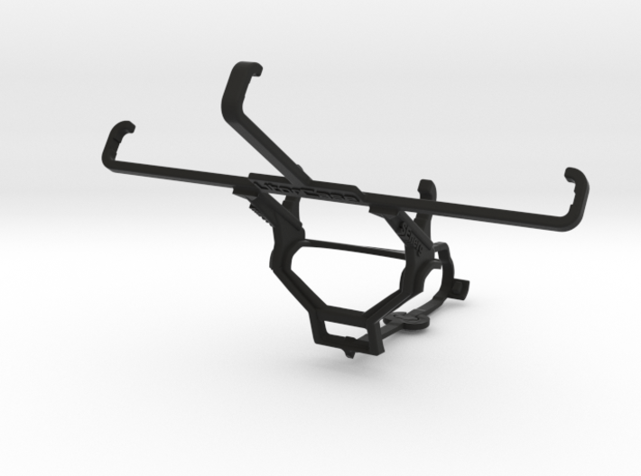 Steam controller & BLU Studio Energy - Front Rider 3d printed