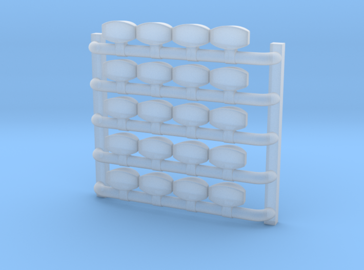 01 402 Frontbar 4HJ 3d printed