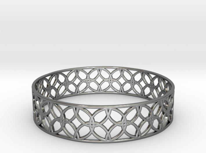 Enneper Curve Bracelet (001) 3d printed