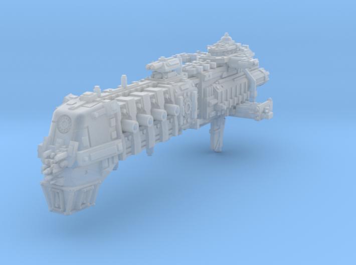 Devout Light Cruiser 3d printed