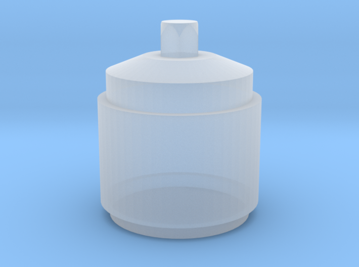1/12 Scale Oil Tank Style #4 3d printed