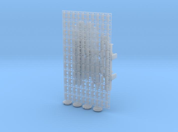 Liebherr R970 SME Bausatz ohne Ausleger und Löffel 3d printed
