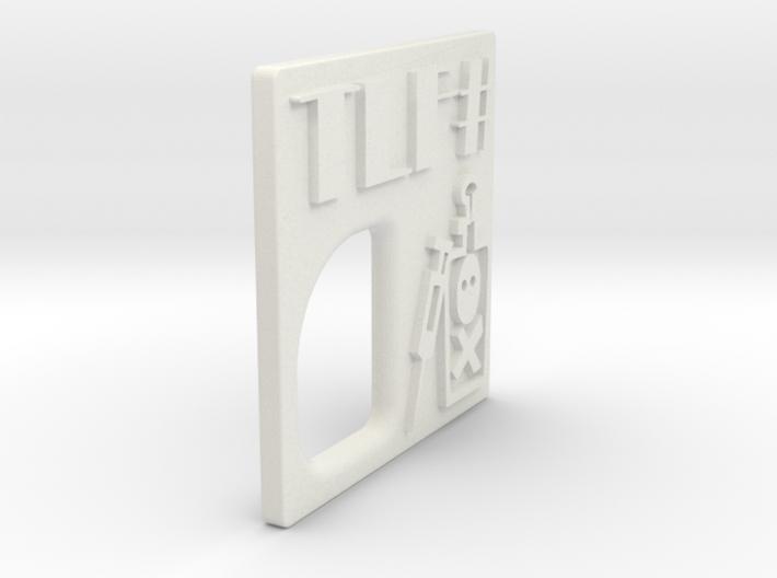 TMF# - DOPE Door - 18350 3d printed