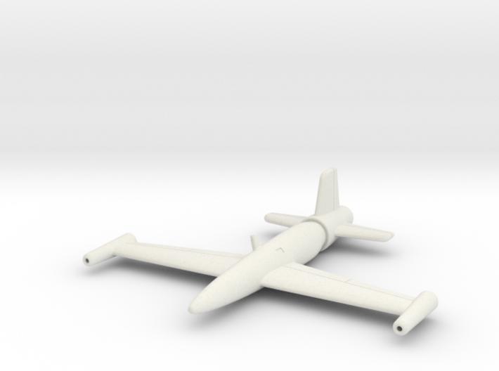 (1:144) Messerschmitt Schnellstflugzeug 3d printed