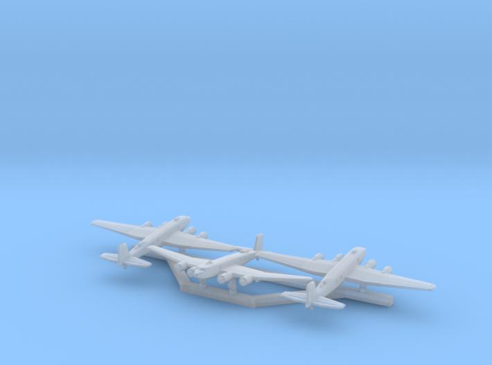 Focke-Wulf Fw 200 Condor x3 (Axis & Allies) 3d printed