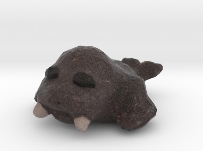 Walrus Figurine 3d printed