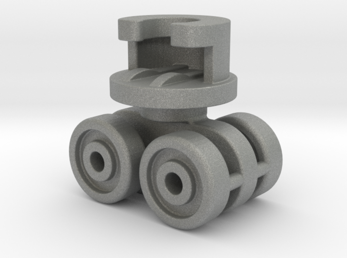 Ikea VIDGA 146961 (Metal Axle version) 3d printed