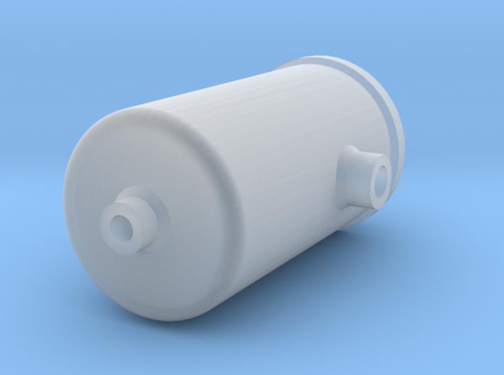 1/12 Scale Power Steering Reservoir Style #3 3d printed