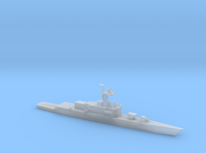 1/700 Scale Bronstein class 3d printed