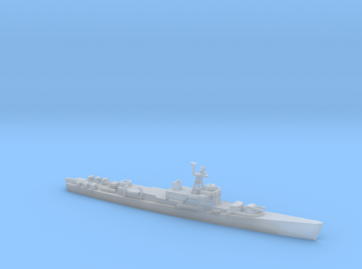 1/700 Scale Dealey Class 3d printed