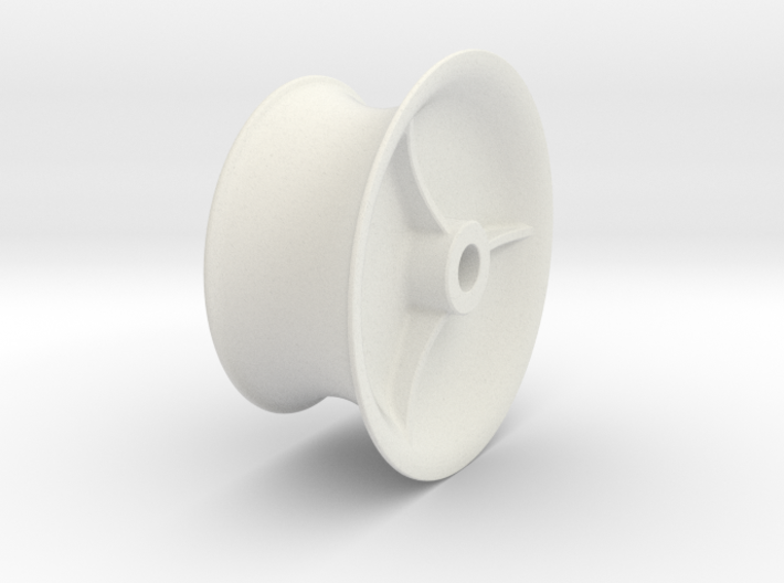 Capstan head for anchor winch 3d printed
