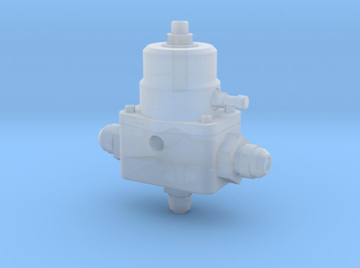 1/12 Scale Aeromotive A1000 Fuel Pressure Regulato 3d printed
