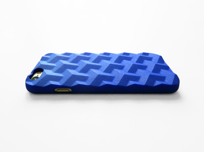 iPhone 6 & 6S case_Cube 3d printed