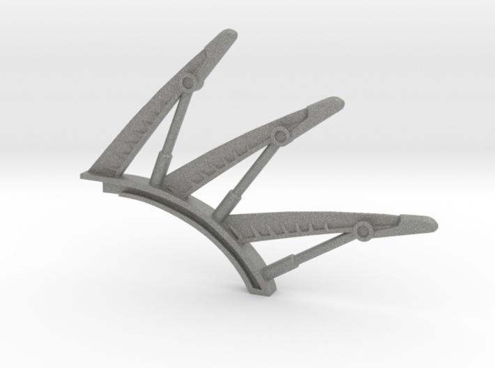 Healing spine 3d printed