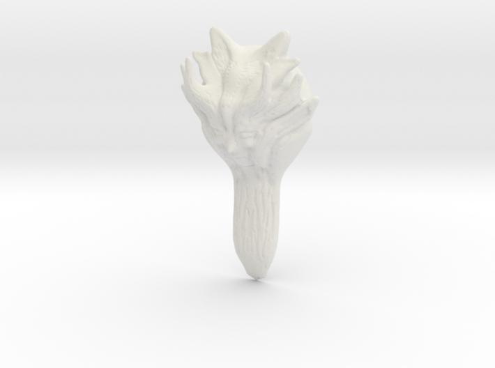 Earth Goddess 3d printed
