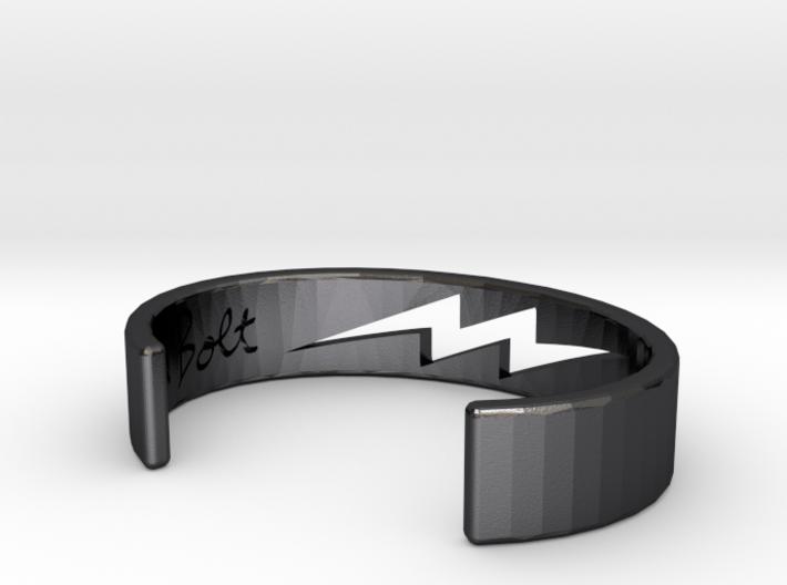 Bolt Bracelet Medium 3d printed