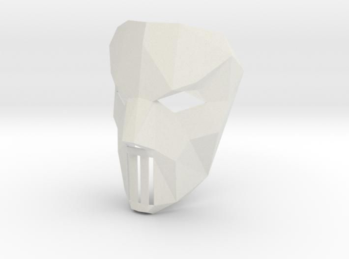 Case Jons Mask 3d printed
