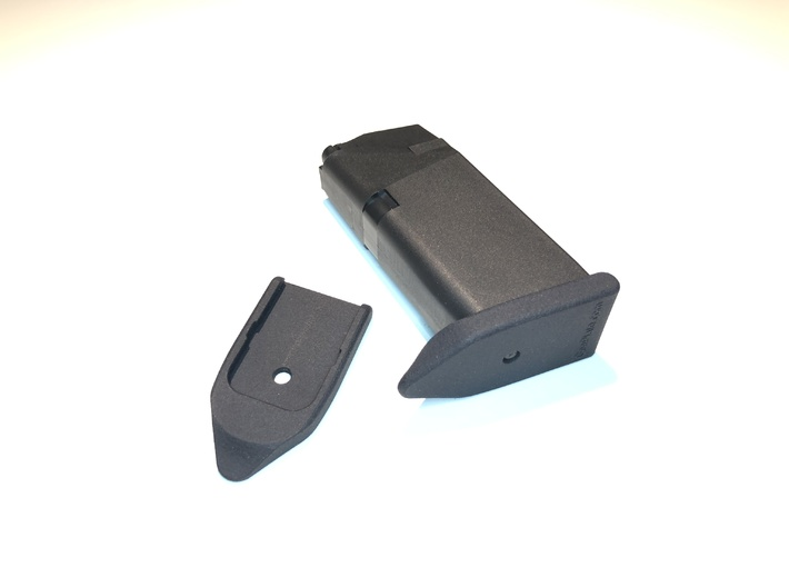 GeePlate for Glock G29/G30/G30S 3d printed