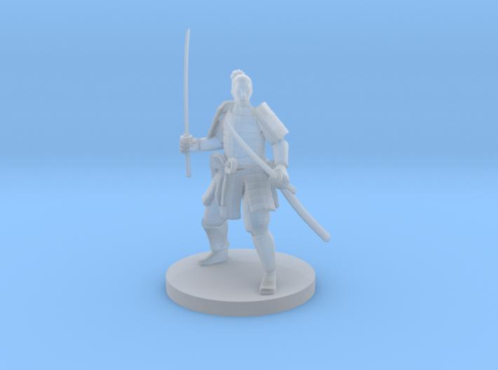 Samurai 2 3d printed