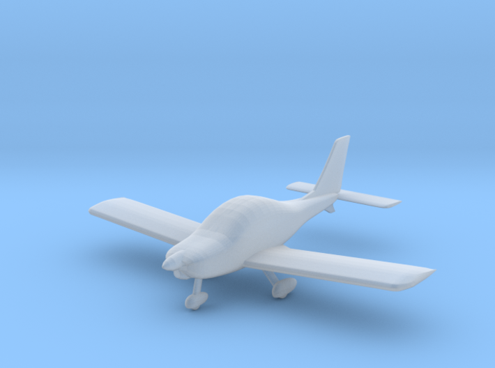 Fly Synthesis Texan 1/72 3d printed