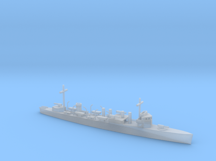 1/700 Scale Wickes Class Destroyer 3d printed
