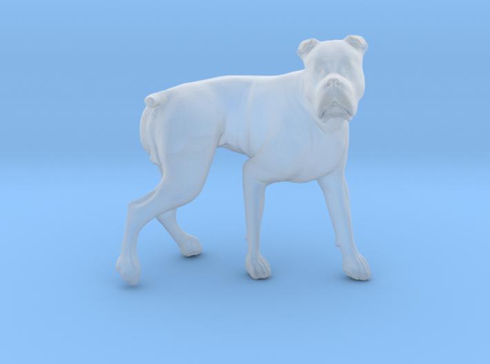 Junkyard Dog 3d printed